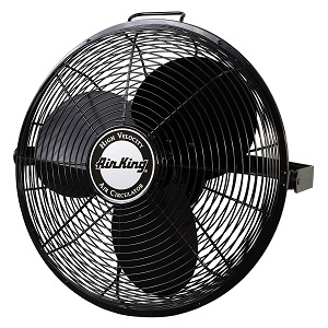 Air King 9318 Industrial Grade High Velocity Multi Mount Fan